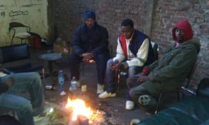 Africa House, Calais