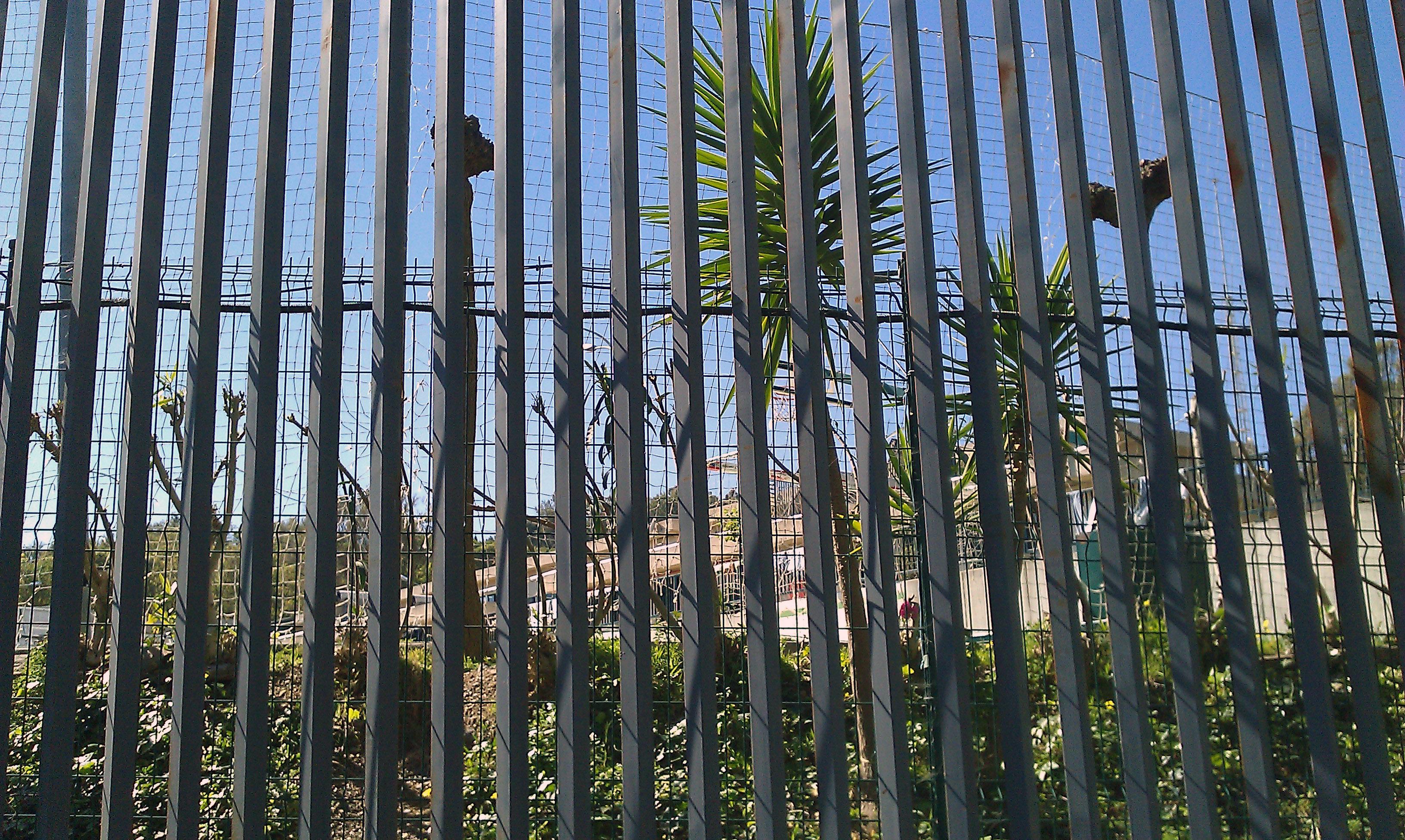 CETI immigration holding centre in Ceuta