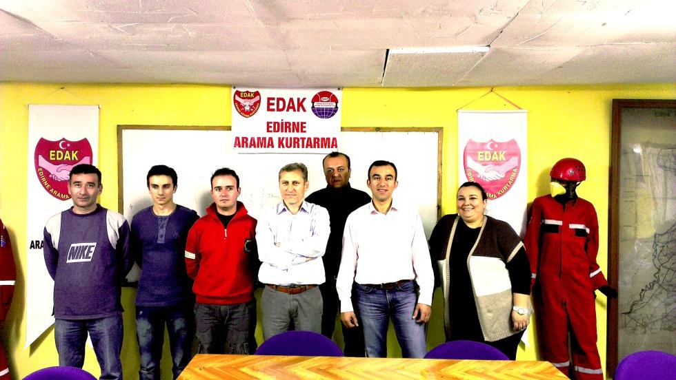 Edak Search & Rescue Group Volunteers